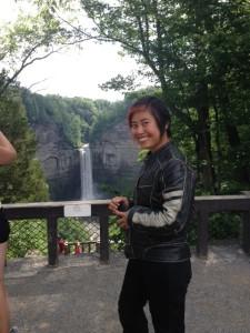 Stephanie Yue